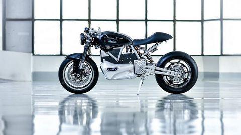 Xe độ Ducati Scrambler chạy điện đầu tiên trên thế giới