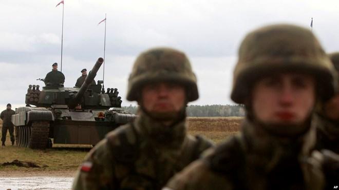 Ba Lan sẵn sàng chi khoảng 2 tỷ USD để Mỹ triển khai căn cứ quân sự