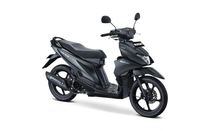 Mẫu xe tay ga Suzuki Nex II giá từ 22 triệu đồng tại Indonesia