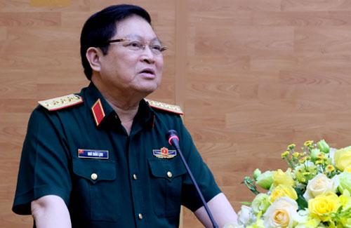 Đại tướng Ngô Xuân Lịch sẽ dự Đối thoại Shangri-La 17
