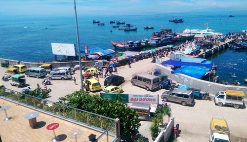 Đề án đưa 150 xe điện ra đảo Lý Sơn khiến người dân lo mất việc làm