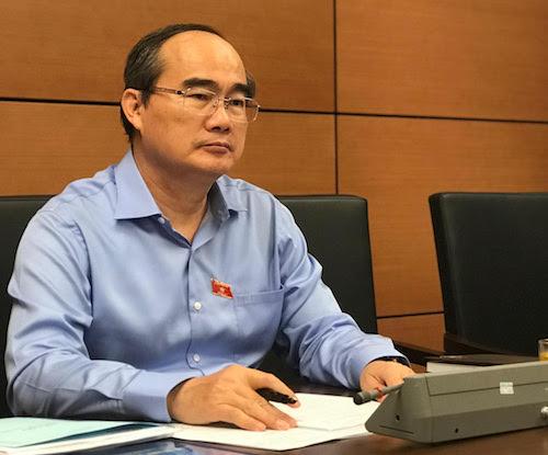 Ông Nguyễn Thiện Nhân: Sẽ có giải pháp thoả đáng cho việc ở Thủ Thiêm