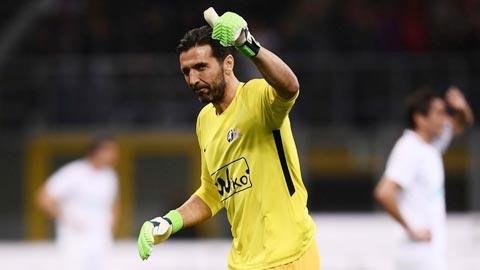PSG đạt thỏa thuận hợp đồng 2 năm với Buffon