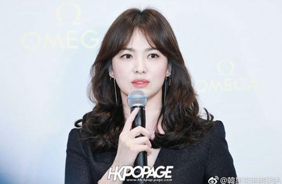 Sau bao đồn thổi, cuối cùng Song Hye Kyo cũng chính thức lên tiếng về việc mang bầu