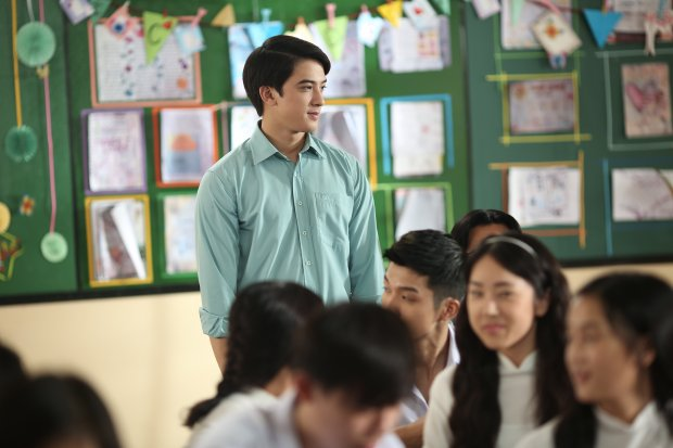 Con đường từ hotboy Đông Hồ biến thành thành thầy giáo số nhọnhất phim Em gái mưa của Tiến Vũ