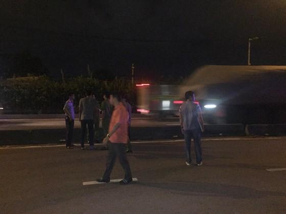 Người nổ súng khiến nam thanh niên đi cùng đoàn xe đi bão tử vong là phó trưởng công an