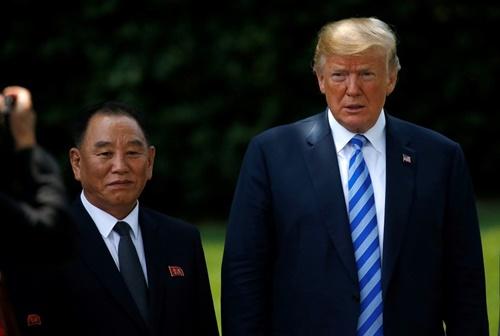Trump nguy cơ sa vào vết xe đổ trong vấn đề Triều Tiên