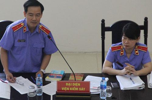 Em trai ông Đinh La Thăng được VKS Cấp cao đề nghị giảm án