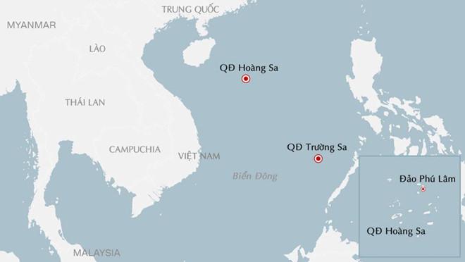Fox News: Trung Quốc có thể đã rút tên lửa khỏi đảo Phú Lâm