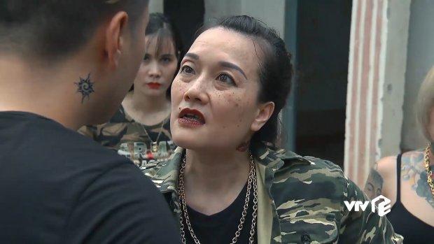 Người Phán Xử Tiền Truyện tập cuối: Phan Hải ngông cuồng lĩnh trọn cái tát lật mặt của chị đại Vân Dung