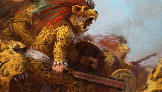 Bí ẩn áo giáp bông của chiến binh Aztec cổ đại, chống được cả đao kiếm hay mũi lao