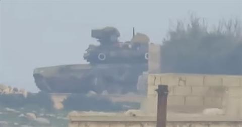 Tại sao Mắt đỏ không giúp T-90 cản được tên lửa TOW?