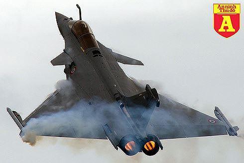 Rafale của Pháp có thể đối đầu sòng phẳng với Su-35 Nga? - 13