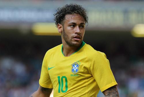 Vua phá lưới World Cup 2018: Nhà cái đặt cửa Neymar