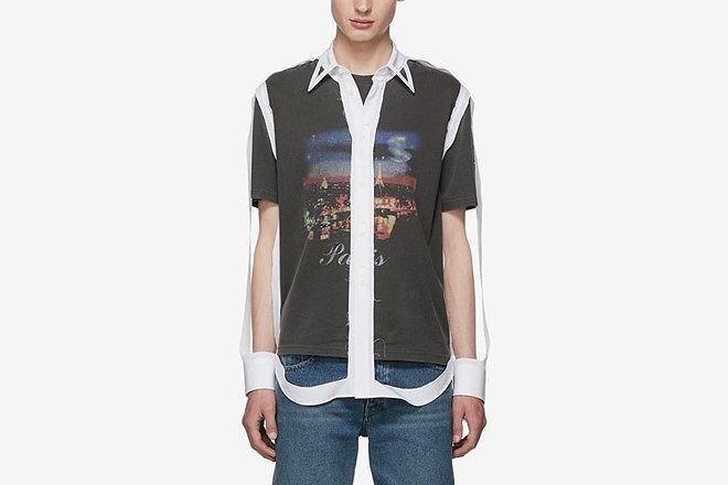 Chiếc áo sơ mi trong suốt có giá hàng ngàn đô la