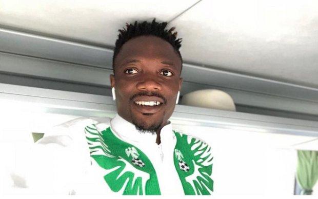 Vừa đổ bộ đến nước Nga, đội tuyển Nigeria tiếp tục gây 'sốt' với kiểu trang phục mới