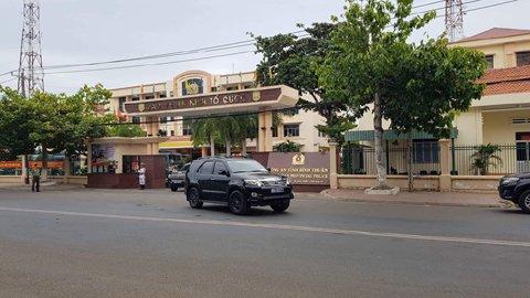 Bộ trưởng Công an vào Bình Thuận chỉ đạo xử lý vụ gây rối
