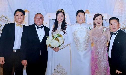 Bị cảm nặng không thể dự đám cưới con gái tại Mỹ, NS Hồng Vân viết tâm thư: Buồn nhưng không thể khóc vì là ngày vui nhất cuộc đời con