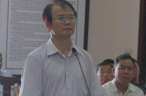 Cựu phó viện trưởng VKS Thái Nguyên kháng cáo kêu oan