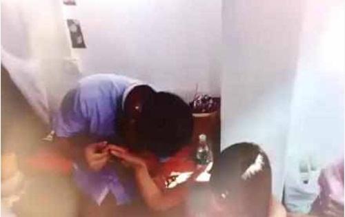 Chú rể cưỡng hôn phù dâu trong đám cưới gây xôn xao mạng TQ