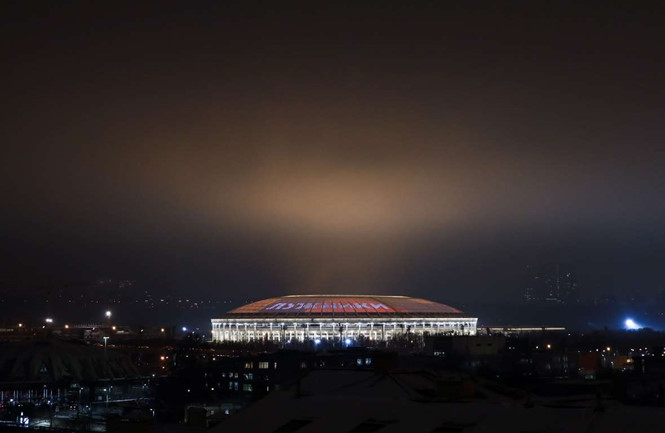 Nga triển khai lực lượng chống khủng bố và hooligan ở lễ khai mạc World Cup 2018
