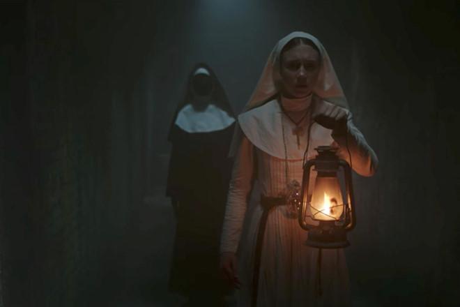 Ma sơ kinh dị Valak trở lại ám ảnh qua The Nun