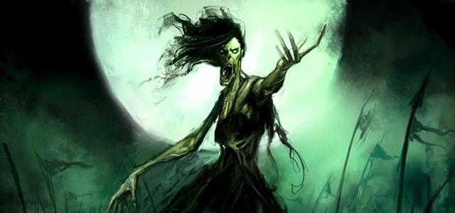 Giai thoại ly kỳ về Nữ thần báo tử ở Ireland khiến con người run sợ