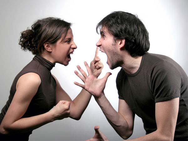 Những nguyên tắc vàng khi cãi nhau với chồng