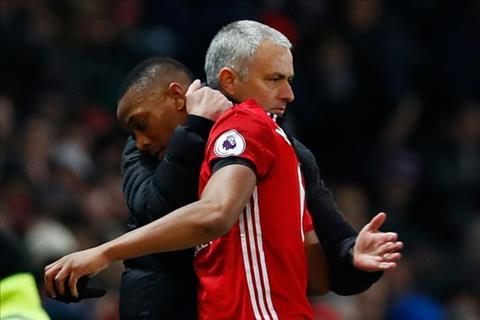 Mourinho khẳng định Martial không phải để bán... với giá thấp