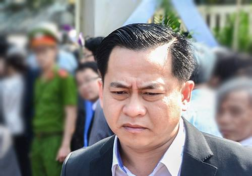 Ông Phan Văn Anh Vũ bị cáo buộc gây thiệt hại 200 tỷ đồng