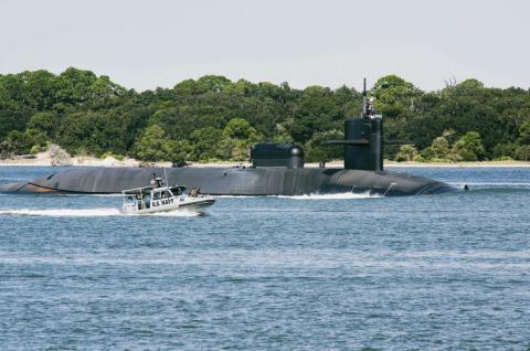 Tàu ngầm Nga là số 1 nhưng chỉ xếp top 3