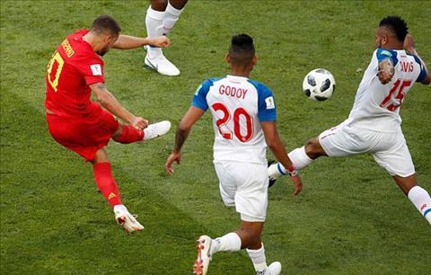 Thua Bỉ 3 bàn không gỡ HLV Panama vẫn cảm thấy hài lòng