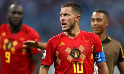 Hazard: Phần hay nhất của tôi còn ở phía trước