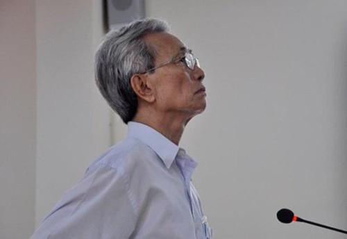 Chánh tòa Tối cao nói gì về tuyên án treo với Nguyễn Khắc Thủy?