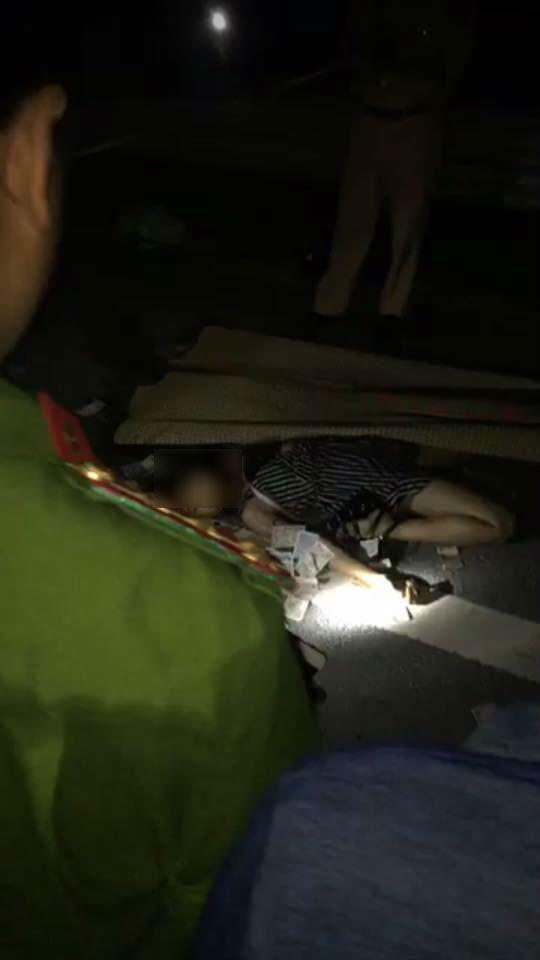 Hưng Yên: Hai cô gái trẻ tử vong trên cầu với nhiều vết thương, nghi bị sát hại