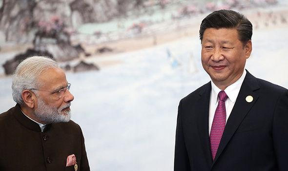 Trung Quốc bất ngờ cầu thân với Ấn Độ