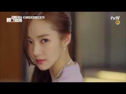 Thư ký Kim sao thế tập 6: Kim hiểu lầm Lee Sung Yeon là chàng trai định mệnh của mình