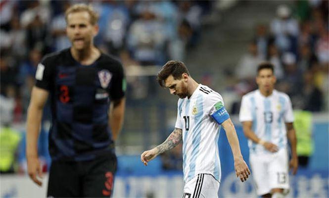 Đội tuyển Argentina: Lý trí của thất bại