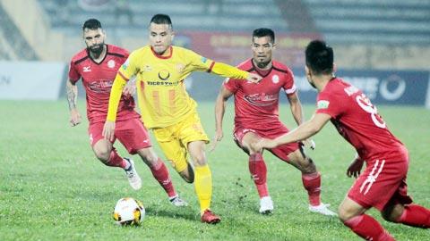 Nhận định bóng đá CLB TP.HCM vs Nam Định, 18h00 ngày 23/6: Cả hai đội đều không có đường lùi