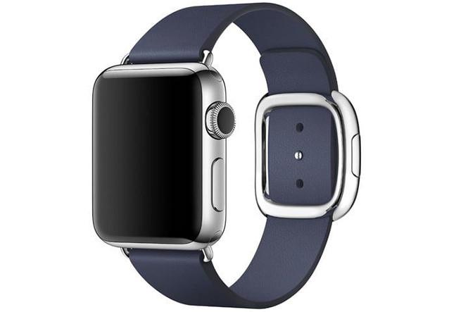 Apple âm thầm ngừng bán mẫu dây đeo đồng hồ Modern Buckle