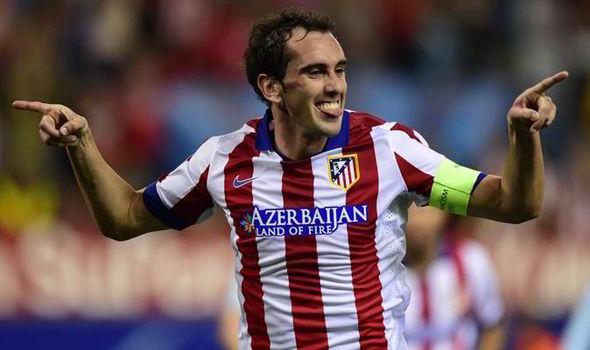 NÓNG: M.U dẫn đầu cuộc đua giành chữ ký của siêu trung vệ Atletico Madrid