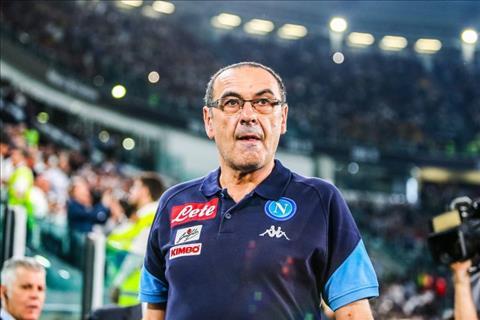 Chelsea và Napoli đàm phán chuyển nhượng HLV Sarri