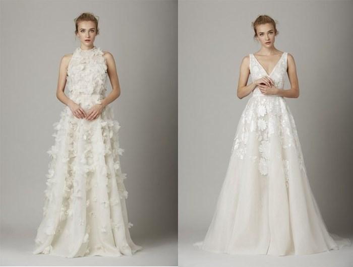 Mê mẩn với những mẫu váy cưới đẹp nhất thế giới, ngắm xong muốn làm cô dâu ngay lập tức