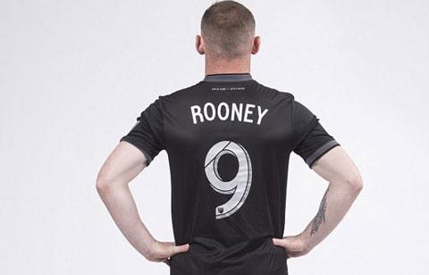 Rooney ký hợp đồng 3,5 năm với đội bóng Mỹ DC United