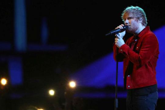 Thánh ca tình yêu Thinking Out Loud của Ed Sheeran bị kiện đạo nhạc phải bồi thường 100 triệu đô?