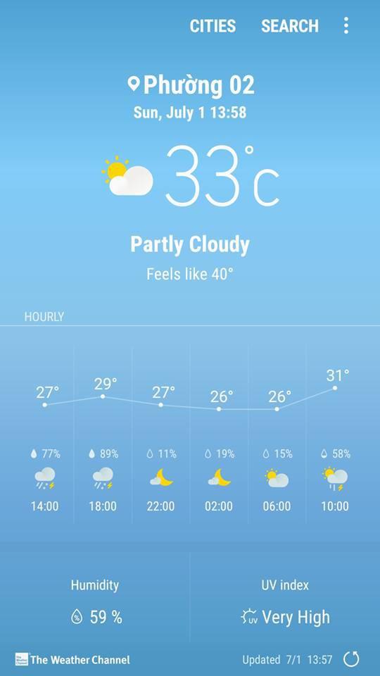 Dân mạng cả nước chia sẻ bảng nhiệt độ kinh hoàng, mách nhau cách sống sót qua chuỗi ngày 40 độ