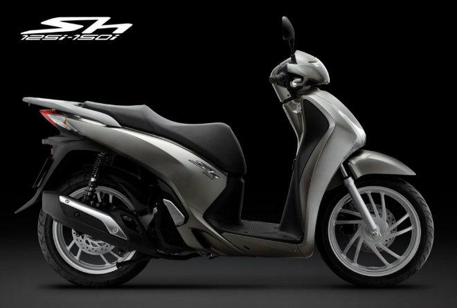 Bảng giá xe máy Honda tháng 7/2018: SH, Vision sẽ còn giảm giá