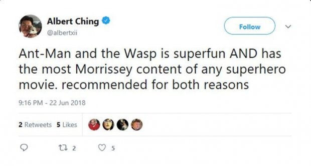Những lời khen có cánh fan dành cho Ant-Man and the Wasp