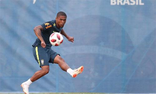 Brazil đón tin vui về lực lượng trước trận gặp Bỉ