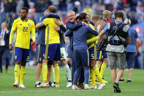Lọt vào tứ kết, HLV Thụy Điển khẳng định chưa muốn dừng lại